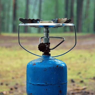 Butla gazowa turystyczna Emi-gaz