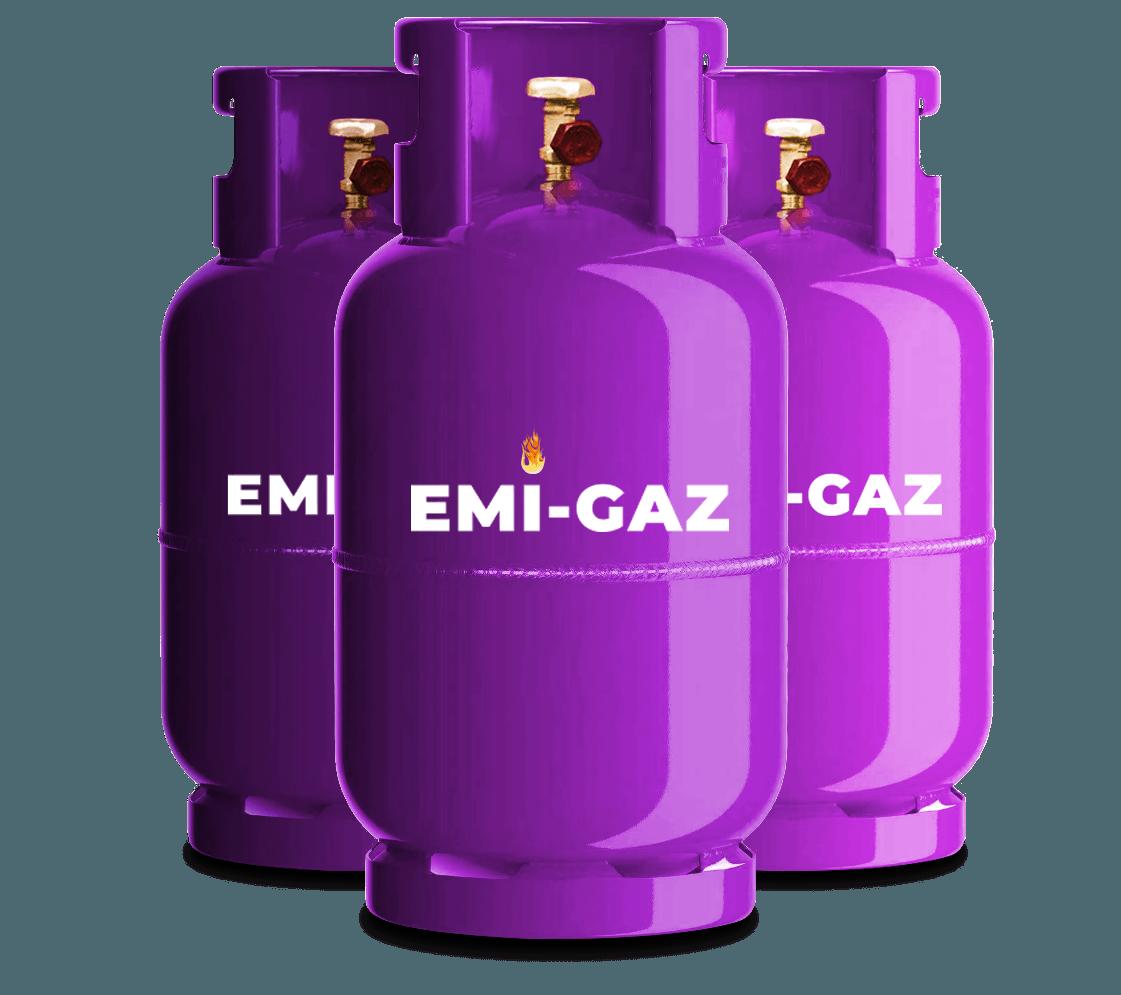 Butle gazowe do domu